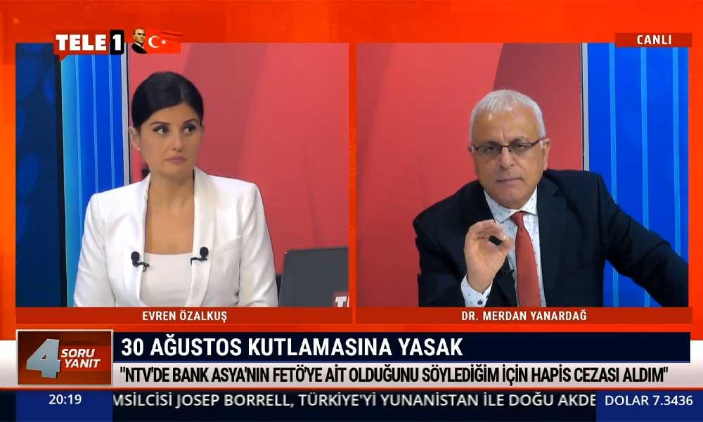 Merdan Yanardağ: 15 Temmuz bu ülkenin kara bir günüdür, AKP'nin yol arkadaşları Cumhuriyet'e saldırdılar