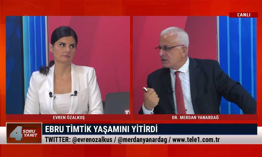 Merdan Yanardağ: AKP, 15 Temmuz darbesine yardım ve yataklıktan yargılanmalı