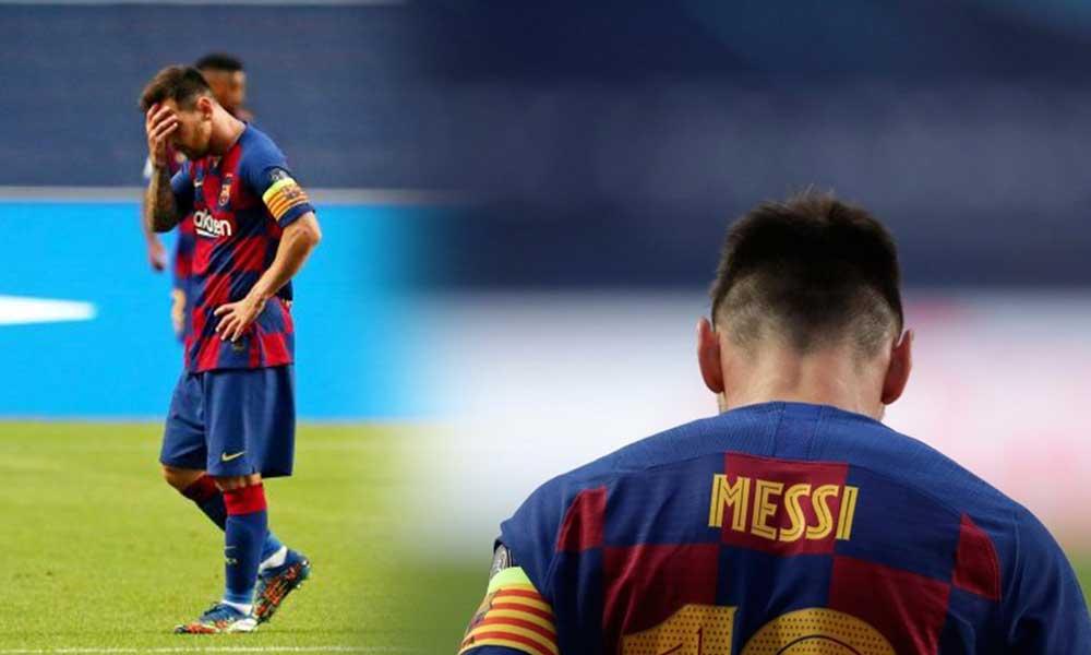 8-2'lik hezimetin ardından Messi'den tarihi karar