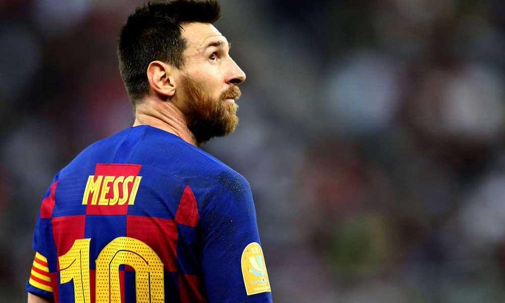 Barcelona ve Messi arasında ipler gerildi! Tarihi ceza kapıda