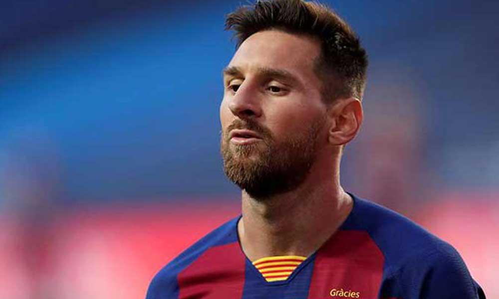 Messi'den transfer iddialarını güçlendiren hamle