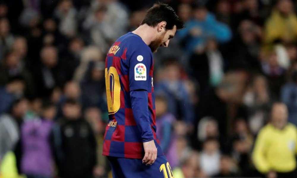 La Liga yönetiminden Lionel Messi'yi zora sokacak karar!
