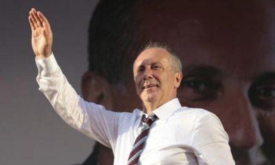 Muharrem İnce için CHP'deki ilk istifa belli oldu