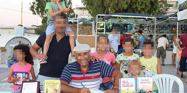 Yazdığı çocuk kitabında 'tecavüz hikayesi' yer alan kişi tutuklandı