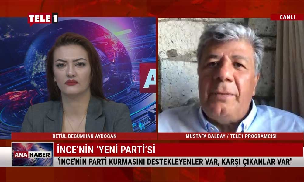 Mustafa Balbay: Muharrem İnce, Anadolu'da 4-5 ilde nabız yokladı
