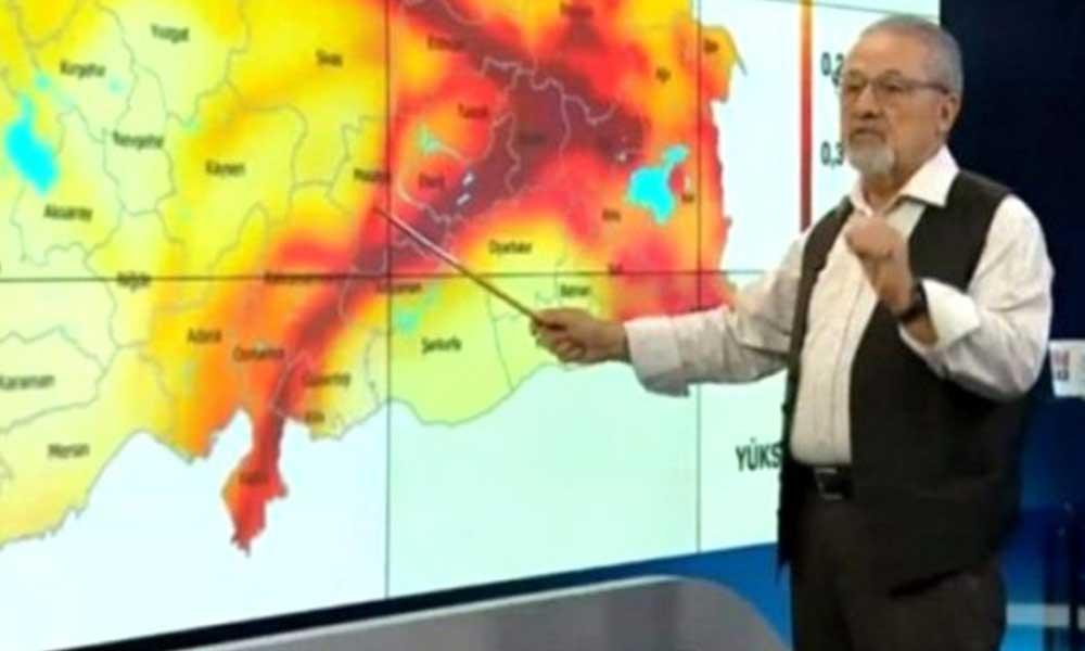 Yine bildi! Prof. Naci Görür Malatya depremini üç gün önceden tahmin etti