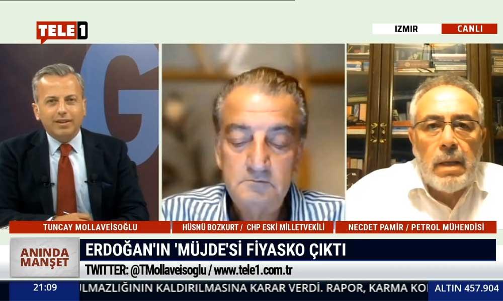 Petrol Mühendisi Necdet Pamir: Erdoğan'ın rezerv açıklamasının karşılığı yok