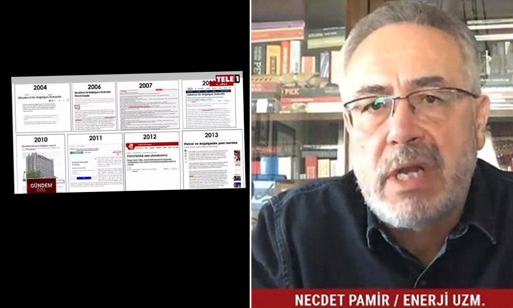 Enerji Mühendisi Pamir 'müjde'nin iç yüzünü açıkladı: Tek bir kuyuyla rezerv hesabı yapılamaz