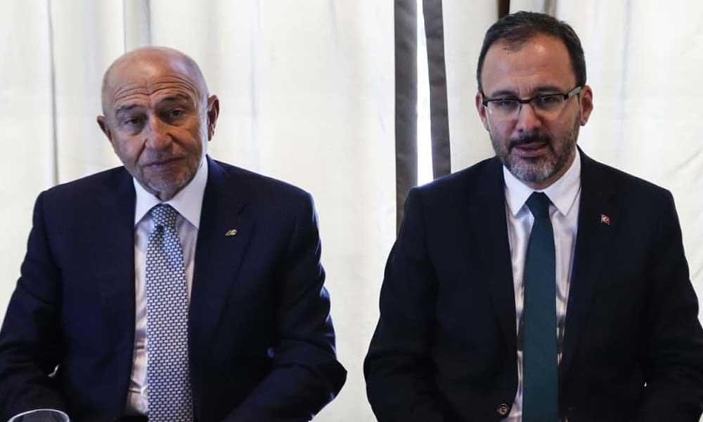 Gelecek Partisi'nden Nihat Özdemir'e istifa çağrısı!