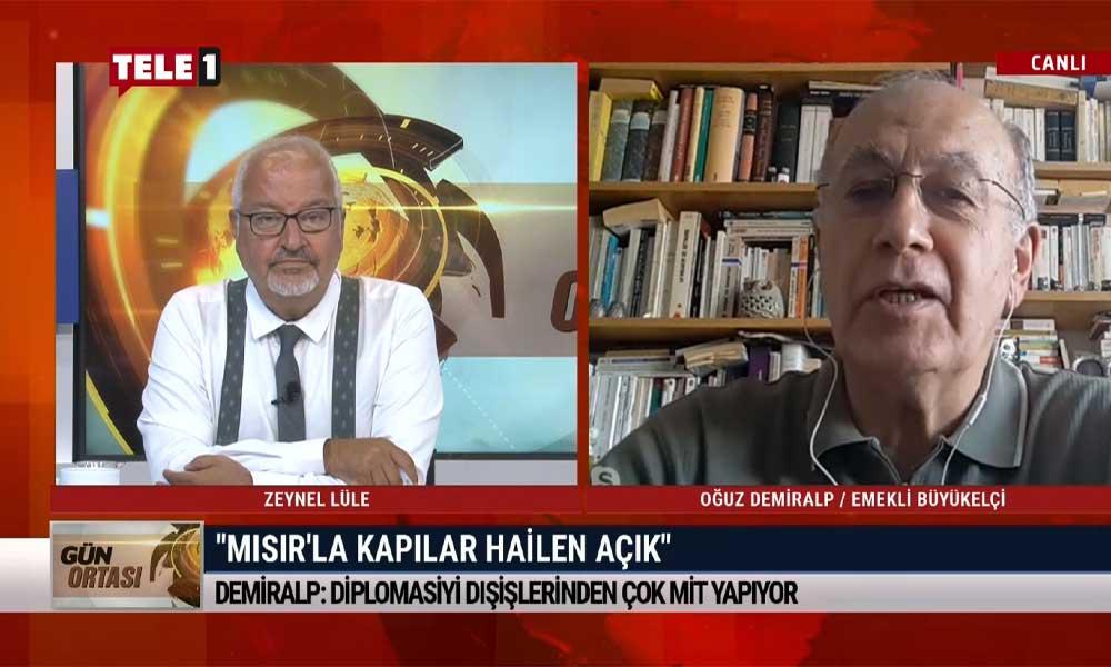 """""""Ortak bir anlaşma çıkmadıkça Doğu Akdeniz'deki ihtilaf çözülmez"""""""