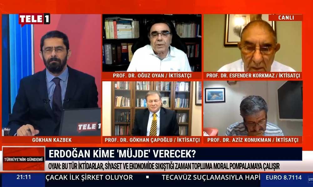 """""""Erdoğan'ın müjdesi kesinlikle bu olmayacak, olasılığı yok"""""""