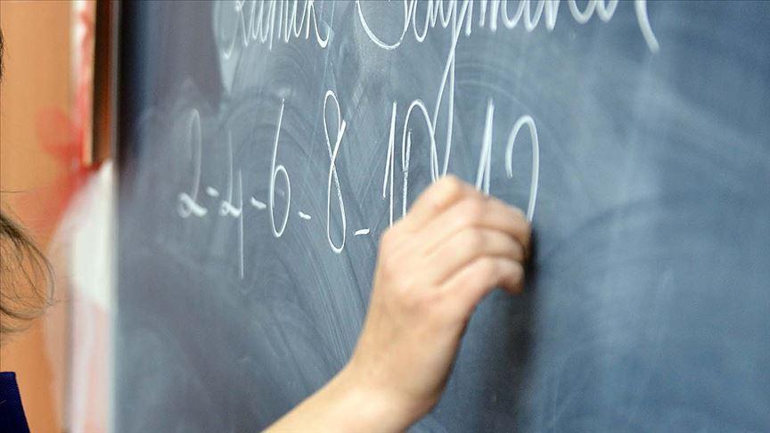 Öğretmenlerin mesleki çalışma programı 24 Ağustosta başlıyor