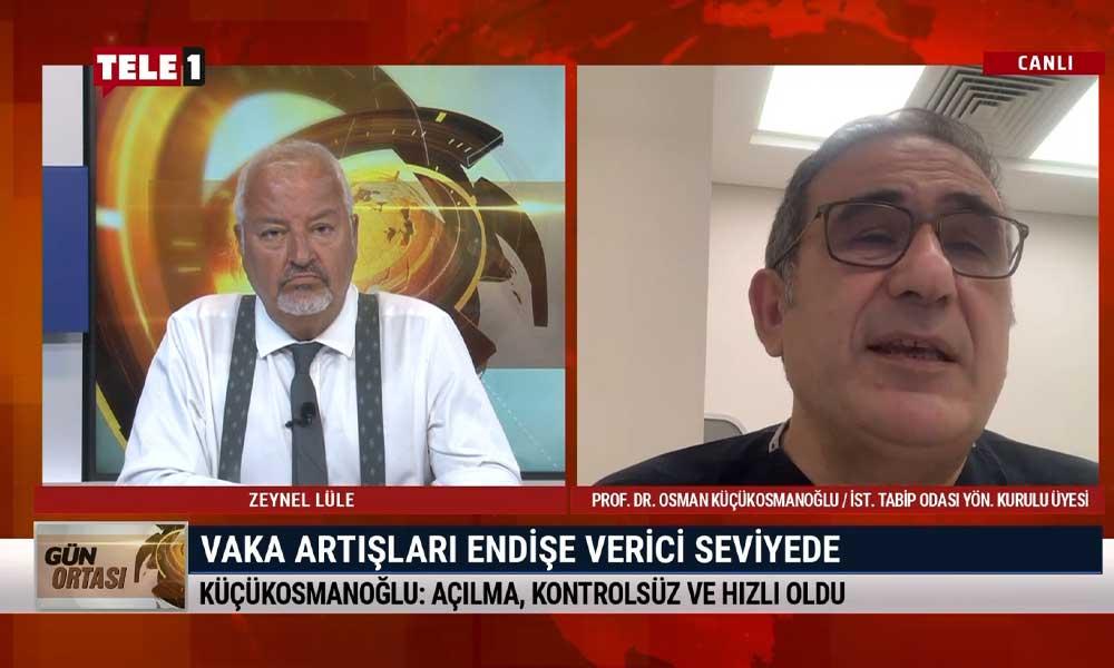 Prof. Dr. Osman Küçükosmanoğlu: Daha kötüsüne hazır olmalıyız