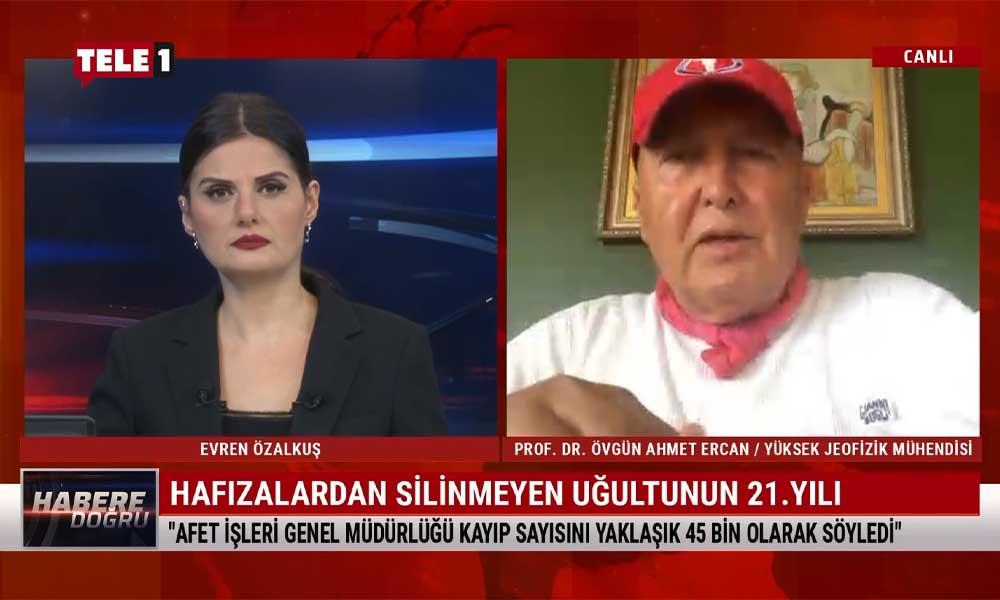 Deprem uzmanı Ahmet Ercan'dan çarpıcı İstanbul Depremi açıklaması