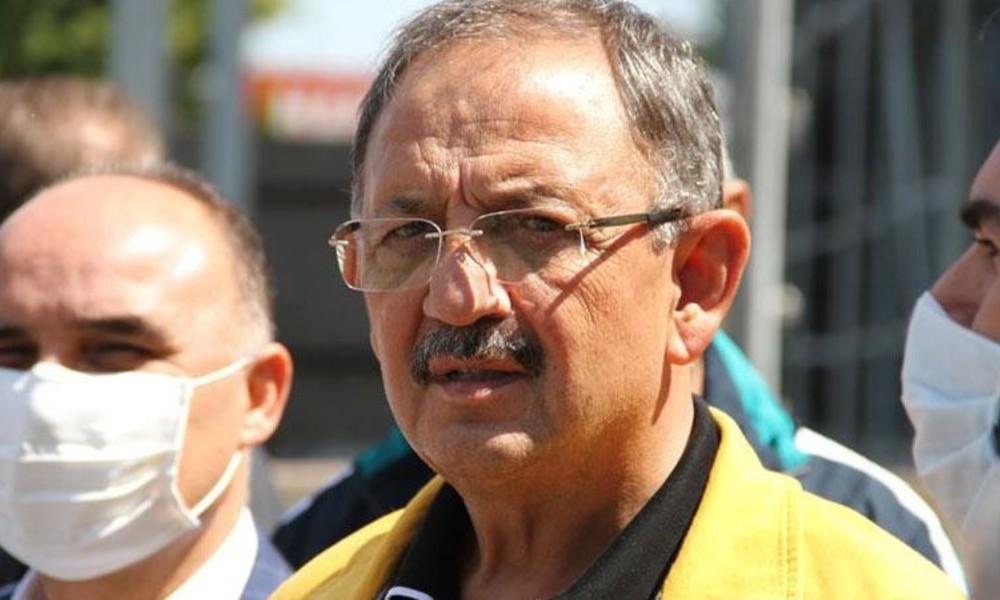 AKP'li Özhaseki sel felaketinde suçu yurttaşa attı
