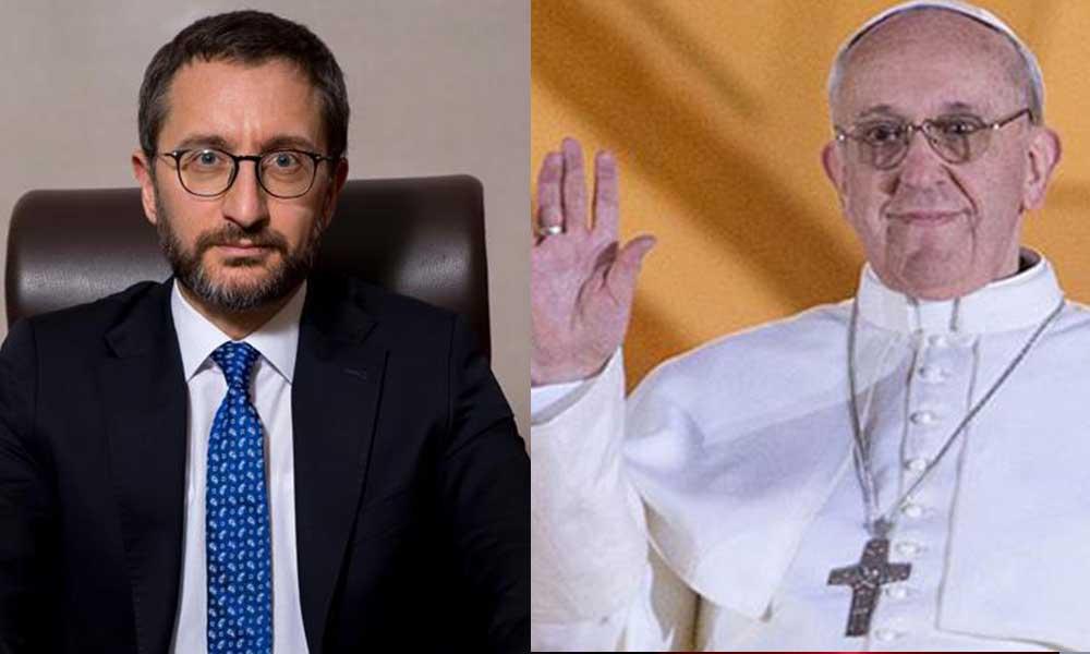 Yunan milliyetçiler Papa'dan haçlı seferi istedi