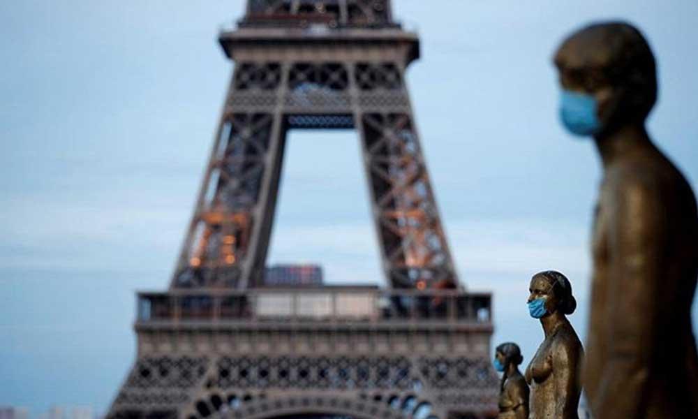 Fransa'da Kovid-19 tedbirleri artıyor! Paris'te maske takmak yeniden zorunlu