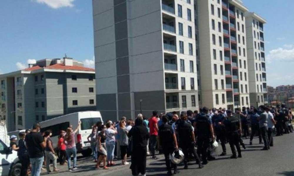 Dava süreci devam ederken sitenin elektrik, su ve doğalgazı kesildi! AKP'li başkan 'duyarsız' kaldı