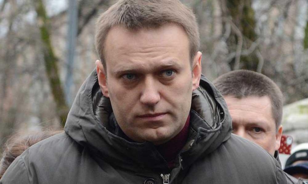 Rusya'da muhalif lider hastaneye kaldırıldı! Suikast iddiası