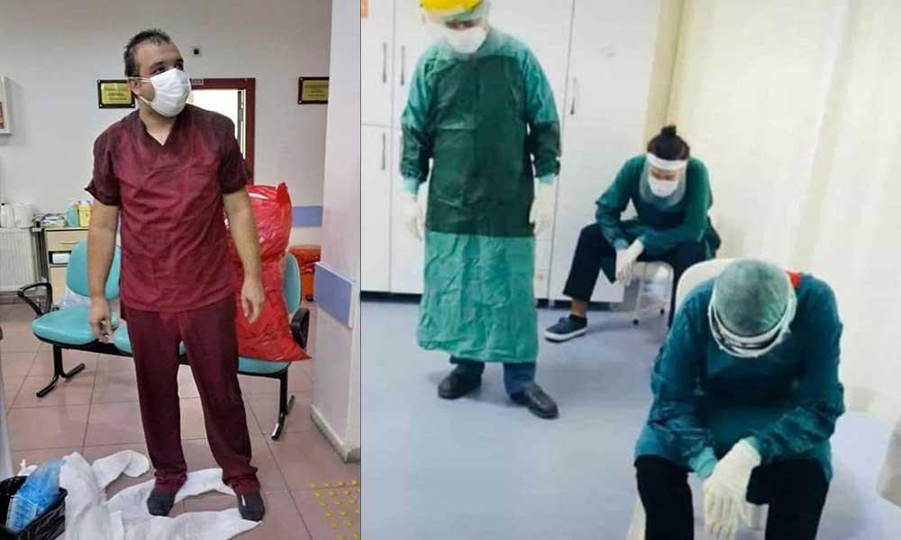 Bakan Koca'nın beklediği sonuca işte bu doktorlar katlanıyor