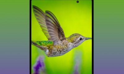 Samsung, delikli ekran mucizesi ile büyük hayranlık uyandırdı