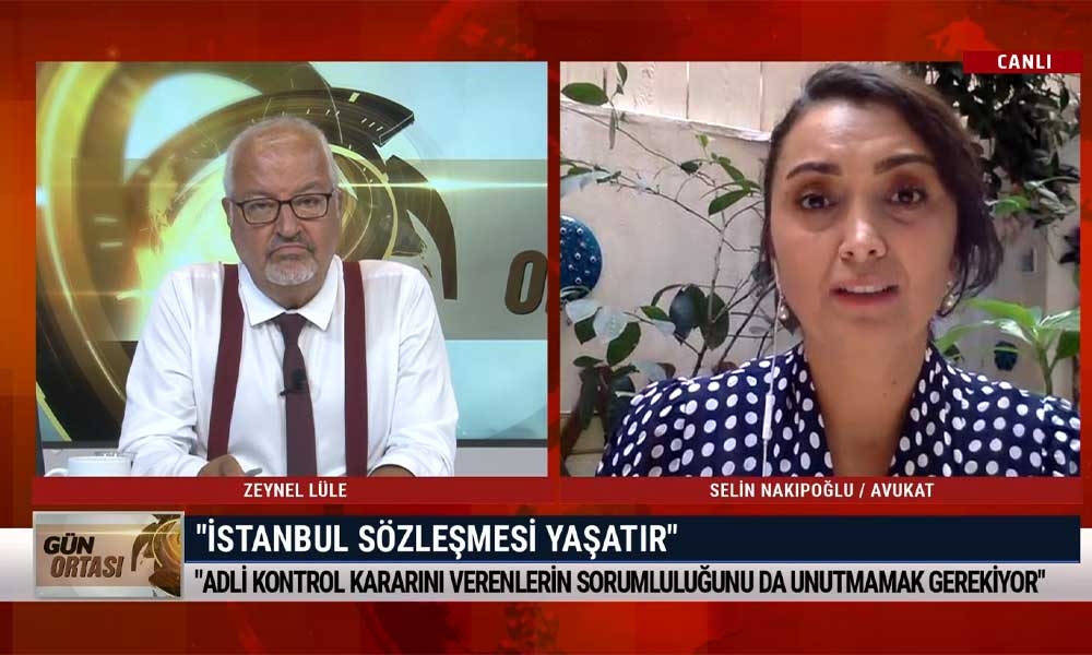 """""""İstanbul Sözleşmesi gerçekten uygulanıyor olsaydı çoktan tutuklu olacaktı"""""""