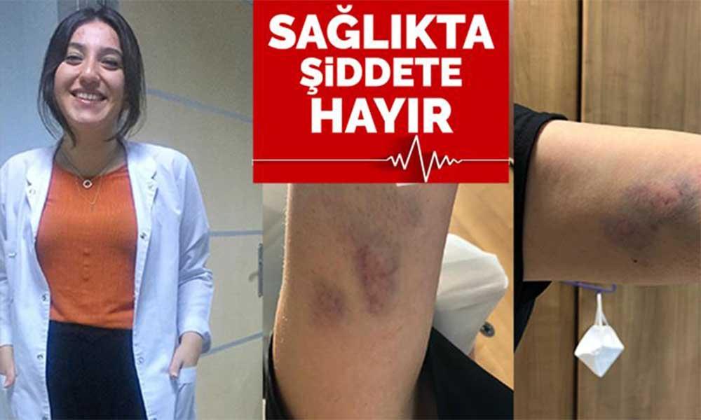 Koronavirüs hastası hekime saldırdı: Bana bakmak zorundasın