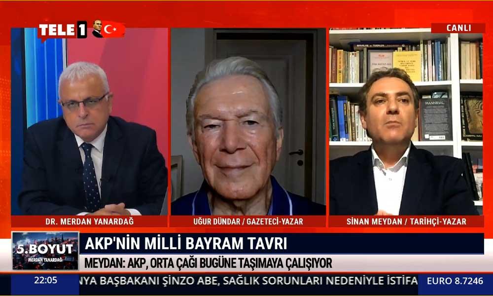 Sinan Meydan: Mustafa Kemal, Kurtuluş Savaşı'nın küresel bir mücadeleye dönüştürmüştür