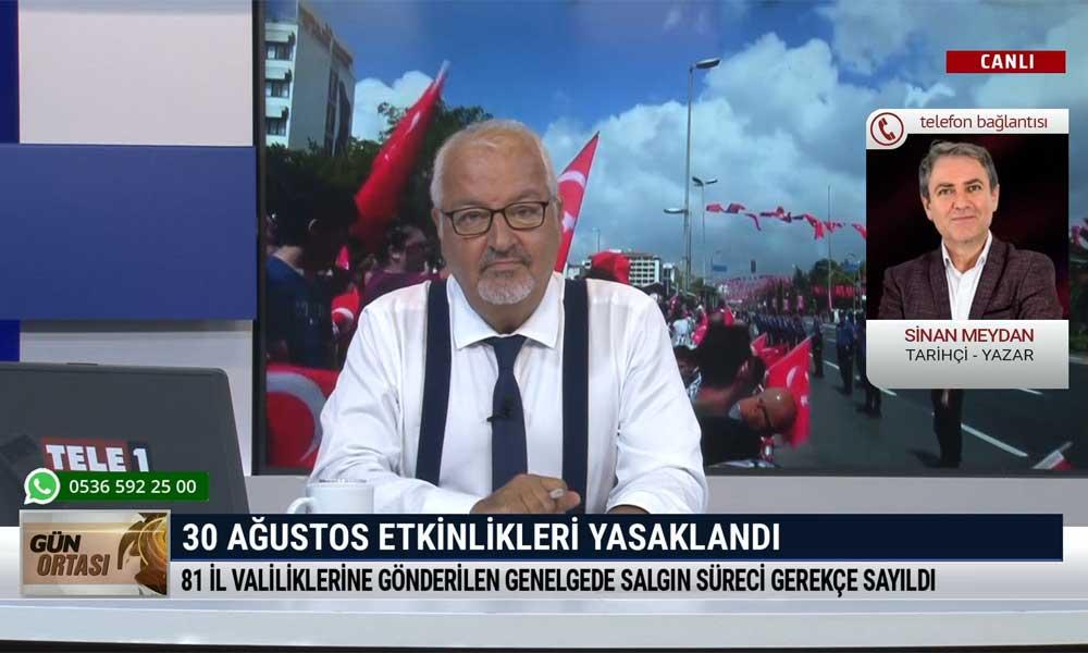 Sinan Meydan: AKP'nin 'yeni Türkiye' modeli İslamcı bir Türkiye