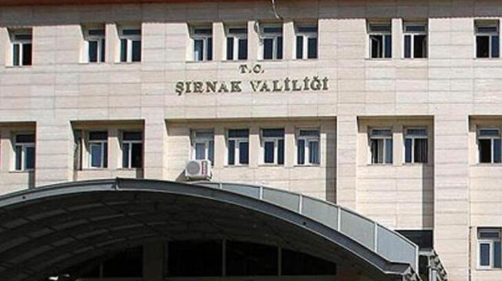Şırnak'ta eylem ve etkinlikler yasaklandı