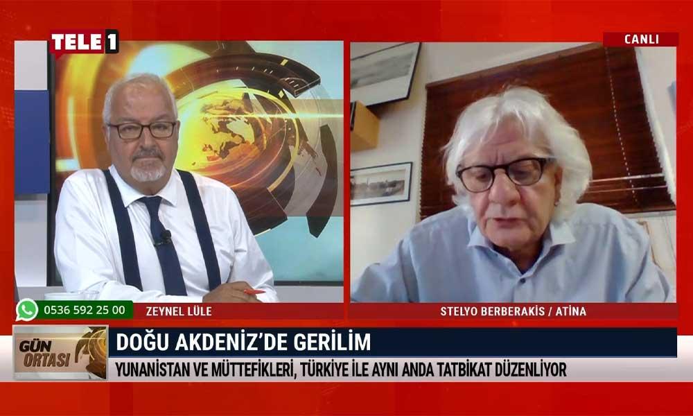 """""""Yunanistan'da Türkiye'nin adımları provokatif olarak tanımlanıyor"""""""