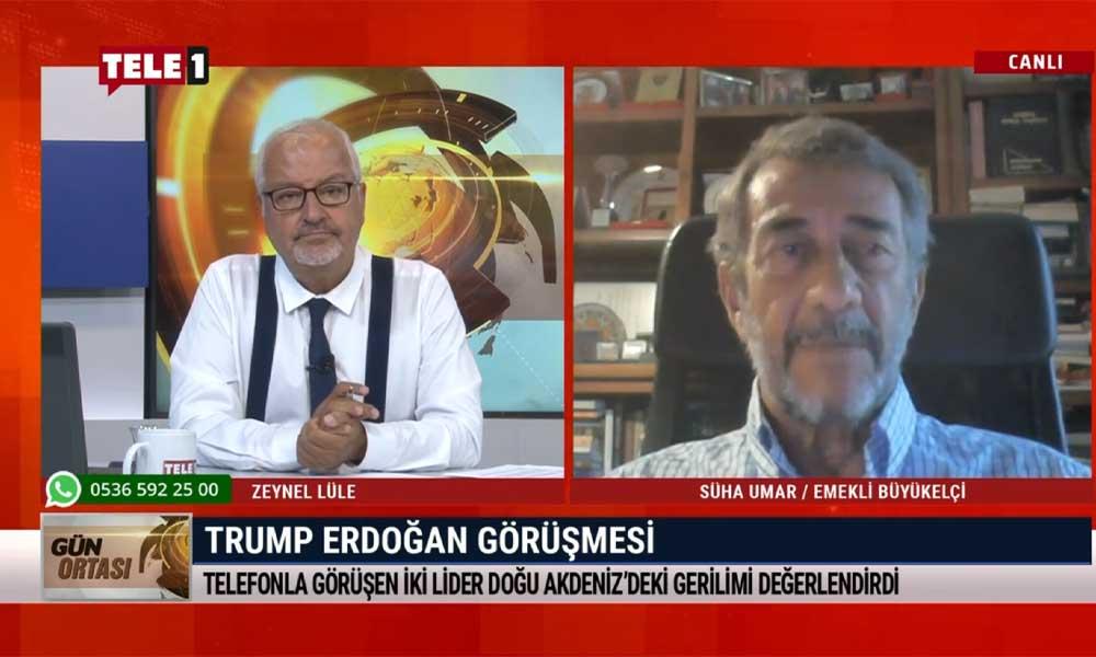 Emekli Büyükelçi Süha Umar: Türkiye'nin bu noktadan sonra geri adım atması çok vahim bir çatışmaya yol açabilir
