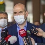 Soylu, 'Abdulhamit Gül' sorusunu yanıtsız bıraktı