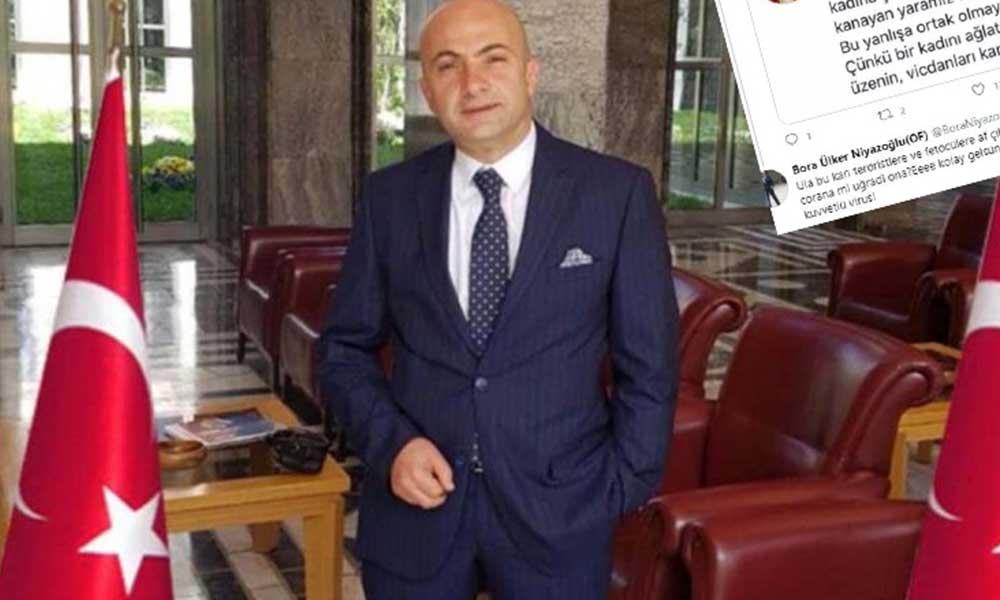 TEDAŞ Genel Müdür Yardımcısı Ülker'den, İYİ Parti Genel Başkanı Akşener'e: 'Ula bu karı'