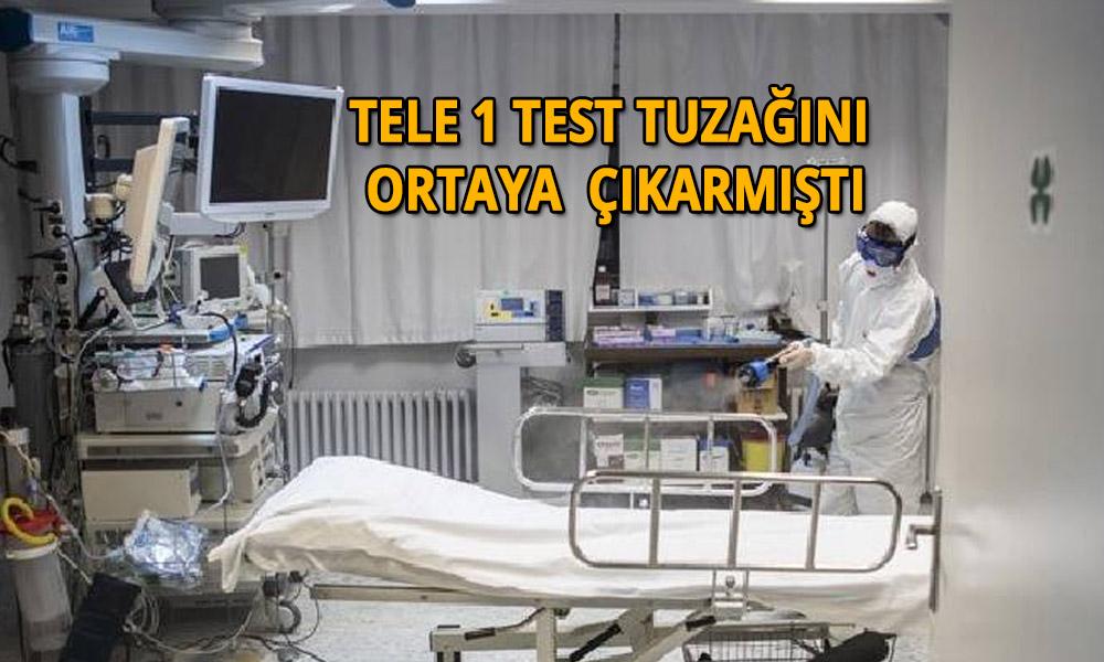 'Özel hastaneler testlerden fazla ücret alıyor, vakaları sisteme girmiyor' iddiası