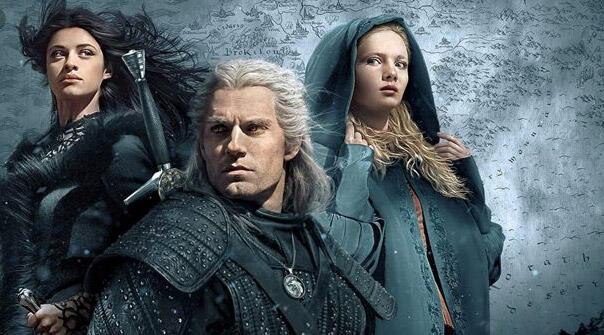 The Witcher dizisi için sürpriz paylaşım