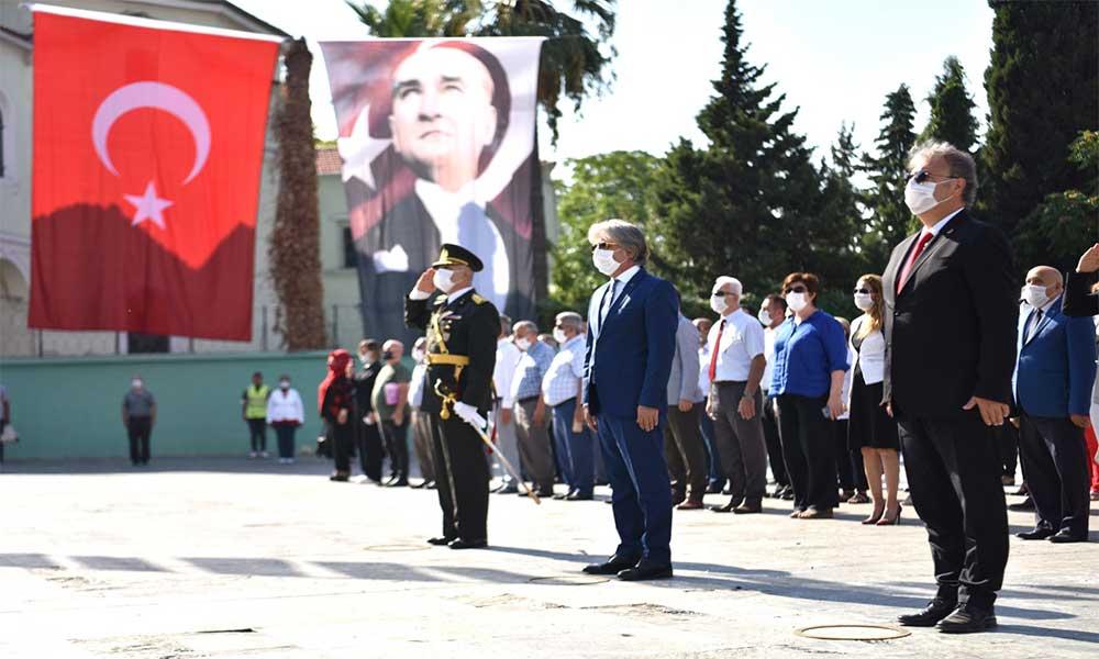Bornova'da 30 Ağustos heyecanı