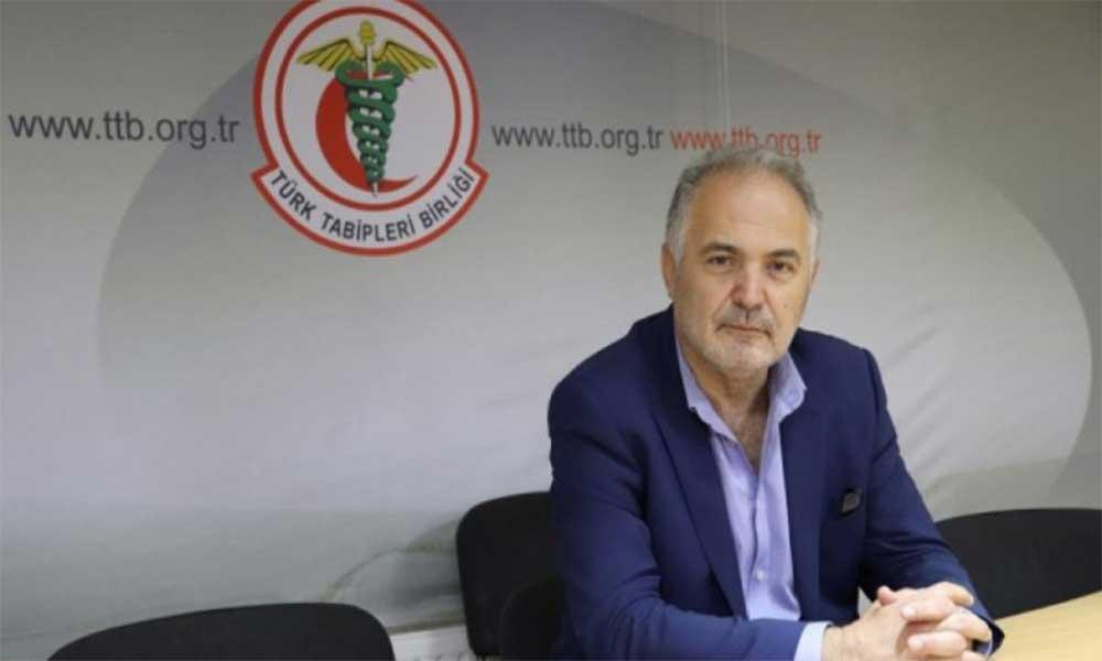 TTB Başkanı: 55 sağlık çalışanı hayatını kaybetti, istifalar geliyor
