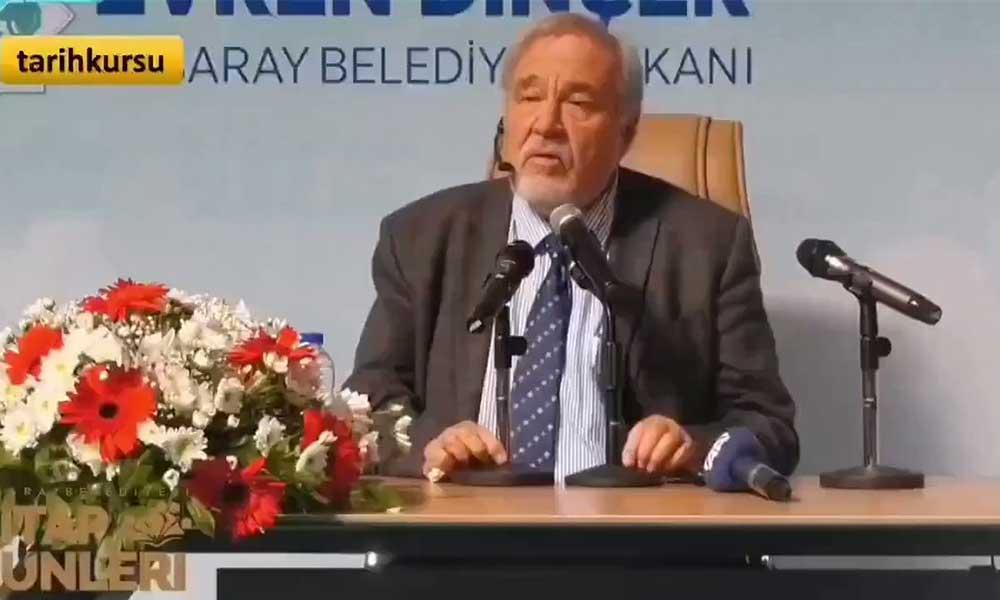 AA'dan İlber Ortaylı'ya, Kadir Mısıroğlu 'sansürü'