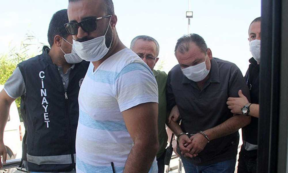 Annesini ve kardeşini öldüren Hatay Vali Yardımcısı Polat tutuklandı