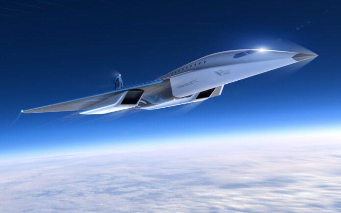 Virgin Galactic süpersonik uçak çağını yeniden başlatabilir