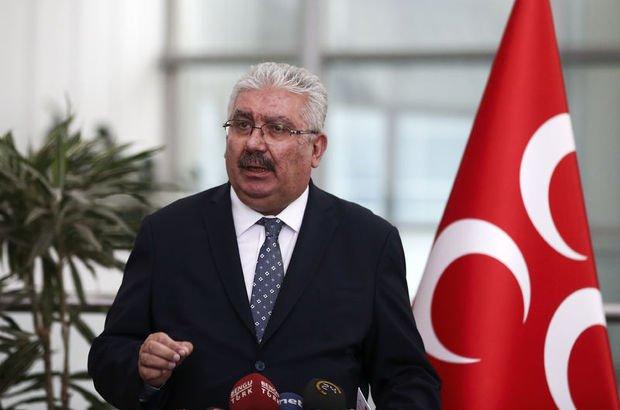 Semih Yalçın'dan 'MHP'deki bir lider değişikliği CHP'ye zarar verir' diyen Adil Gür'e: Haddini bil!