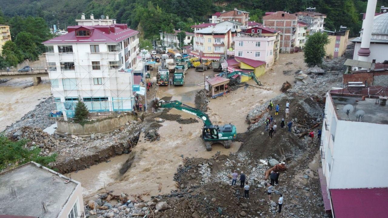Yine Nurettin Canikli çıktı: Giresun'da sel felaketinde yıkılan köprünün ödeneği bakın nereye gitmiş!