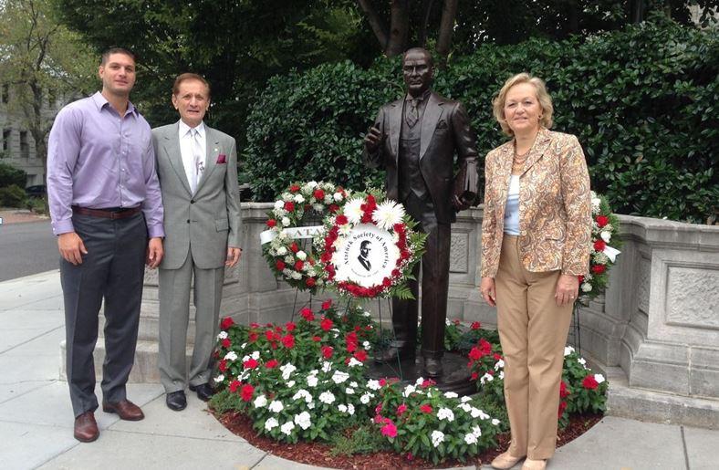 ABD Atatürk Derneği'nin Kurucu Başkanı Hüdai Yavalar vefat etti