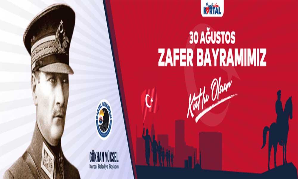 30 Ağustos Zafer Bayramı Kartal'da coşku ve gururla kutlanacak