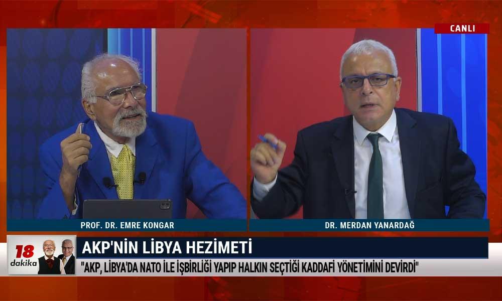 Merdan Yanardağ: Sarrac hükümetinin istifasının tek anlamı var