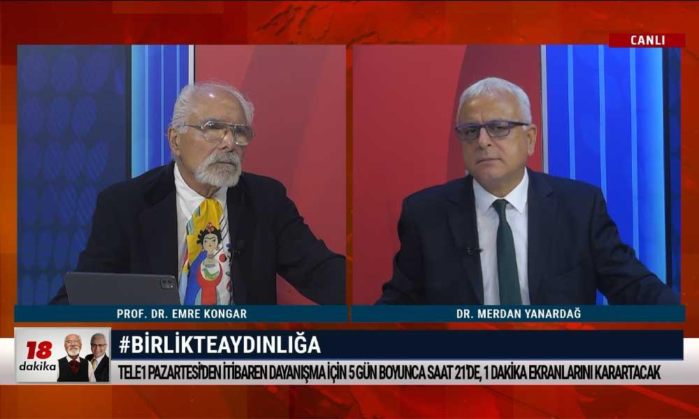 Merdan Yanardağ: AKP, iç ve dış politikadaki başarısızlığını örtmek için bu operasyonu yaptı