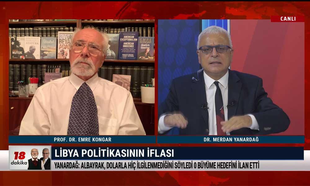 Merdan Yanardağ: Berat Albayrak bugün Türkiye'nin yoksullaştığını itiraf etti