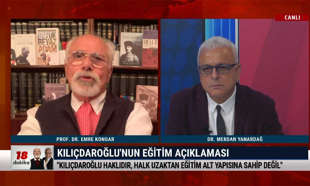 Merdan Yanardağ: AKP, Mavi Vatan'ı savunma yeteneğine sahip değil; 16 yıldır hiçbir şey yapmadı