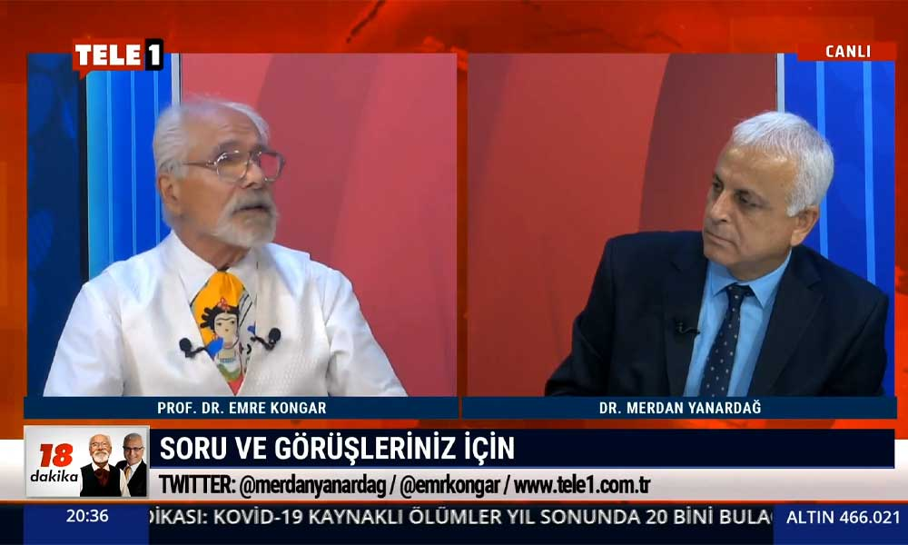 Emre Kongar: İstanbul, Ankara, İzmir halkını cezalandırıyorlar